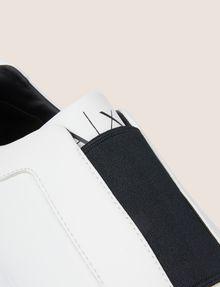 ARMANI EXCHANGE ELASTIC SLIP-ON LOW-TOP SNEAKER Sneaker Man a