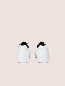 ARMANI EXCHANGE ELASTIC SLIP-ON LOW-TOP SNEAKER Sneaker Man d
