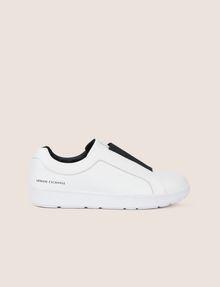 ARMANI EXCHANGE ELASTIC SLIP-ON LOW-TOP SNEAKER Sneaker Man f