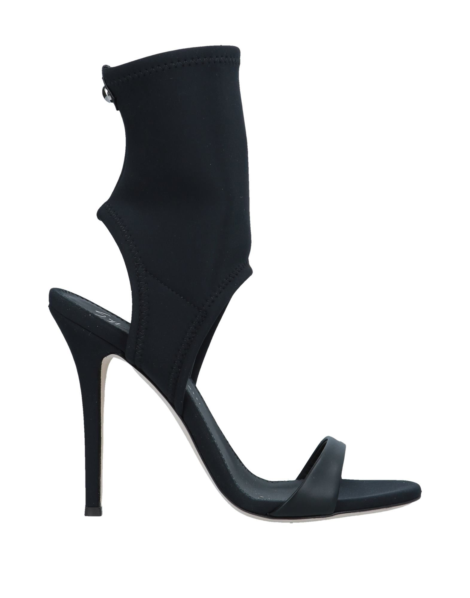 GIUSEPPE ZANOTTI Босоножки на каблуке цены онлайн