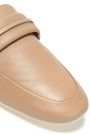 MERCEDES CASTILLO Leather loafers
