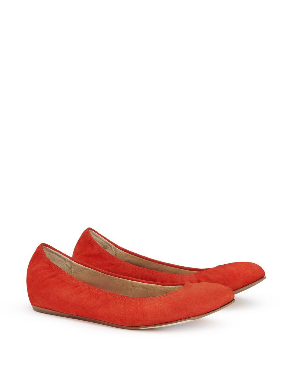 CLASSIC POPPY BALLET FLAT - Lanvin