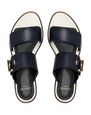 LANVIN Sandals Woman FLAT SANDAL WITH RING f