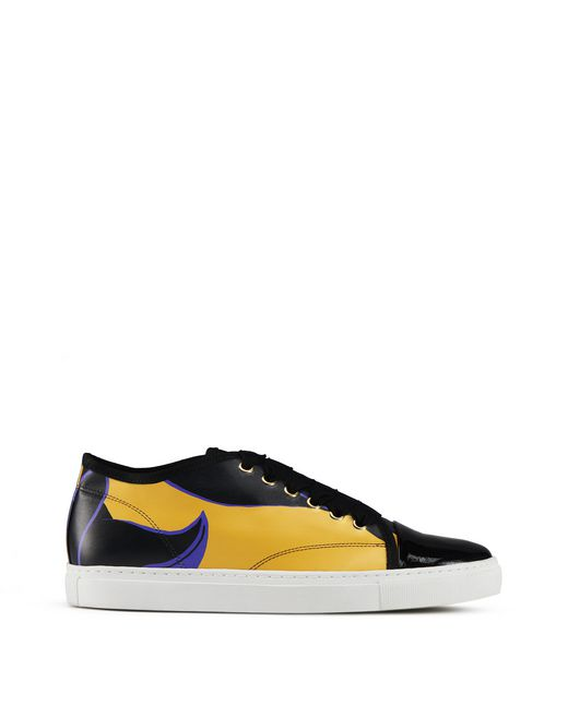 SNEAKERS CON STAMPA ELEPHANT - Lanvin