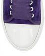 LANVIN Sneakers Woman PURPLE GOATSKIN SNEAKER f