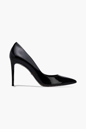 DOLCE & GABBANA Patent-leather pumps