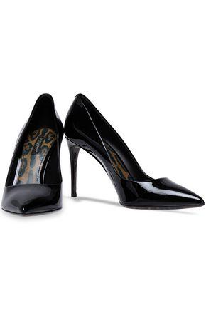 DOLCE & GABBANA Patent-leather pumps