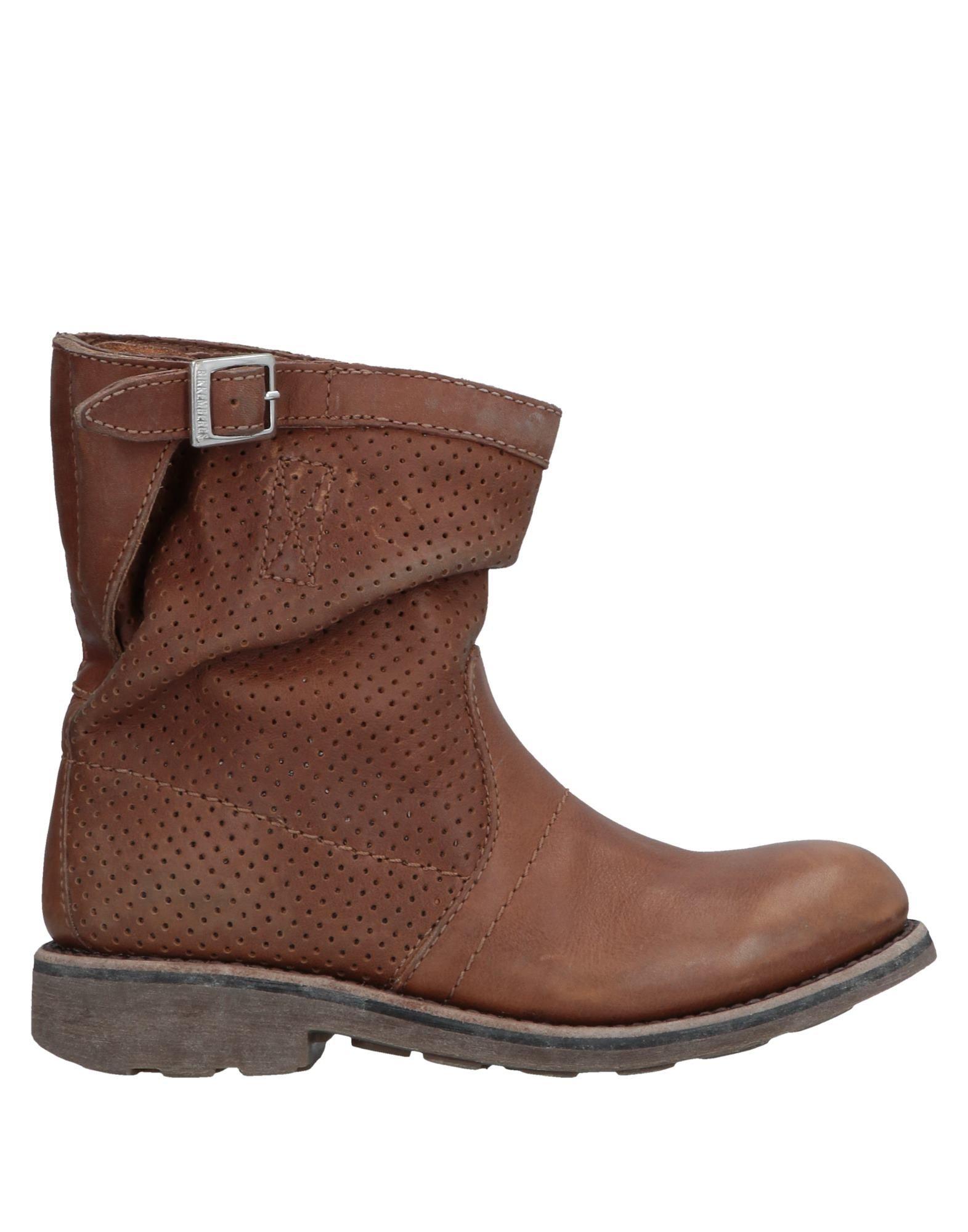 BIKKEMBERGS Полусапоги и высокие ботинки ботинки swims ботинки без каблука