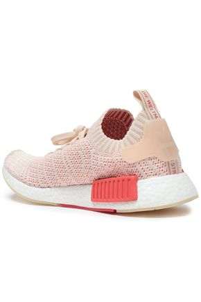 ADIDAS ORIGINALS NMD_R1 stretch-knit sneakers