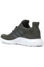 ADIDAS ORIGINALS Metallic stretch-knit sneakers