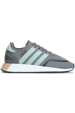 ADIDAS ORIGINALS Two-tone woven sneakers