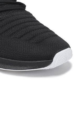 ADIDAS ORIGINALS EQT Racing stretch-knit sneakers