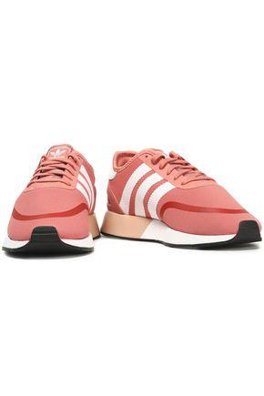 ADIDAS ORIGINALS Stretch-knit sneakers