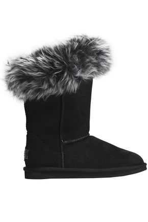 AUSTRALIA LUXE COLLECTIVE Foxy shearling snow boots