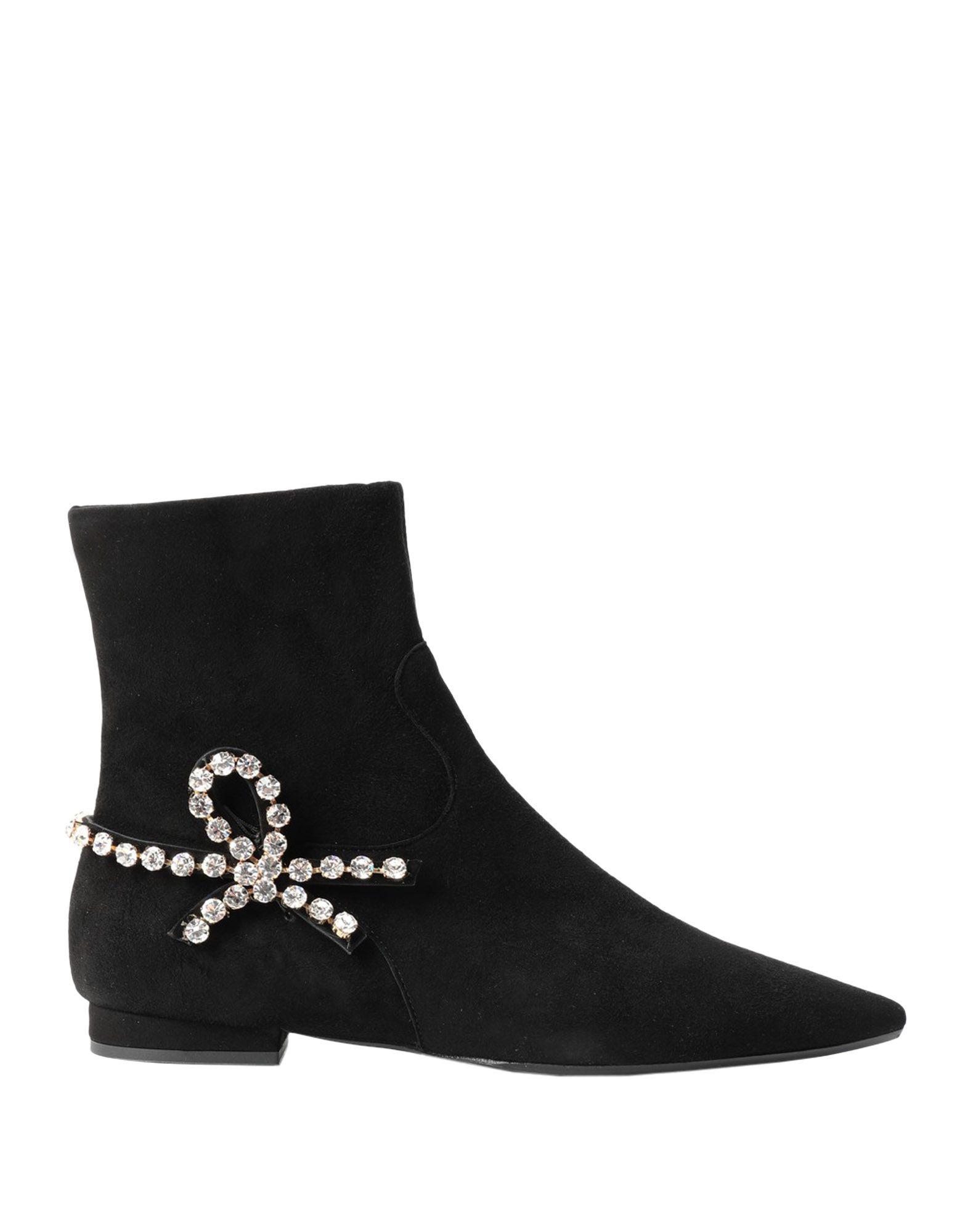 ANNA BAIGUERA Полусапоги и высокие ботинки туфли anna baiguera