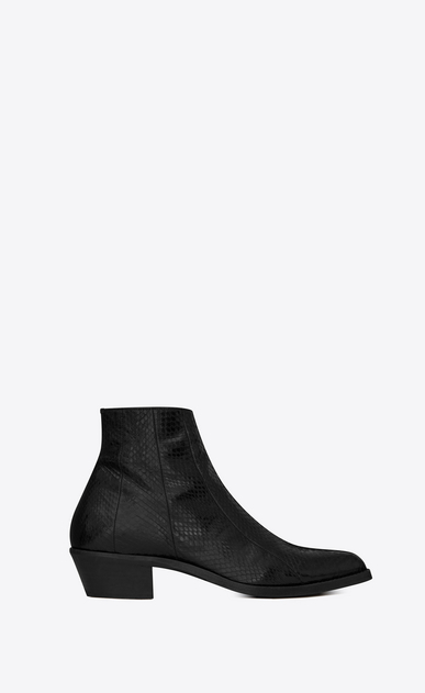 Dakota boot in lacquered ayers