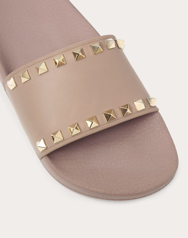 Rubber Rockstud Slide