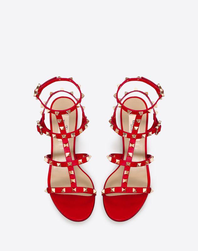 Rockstud Ankle Strap Sandal 60mm