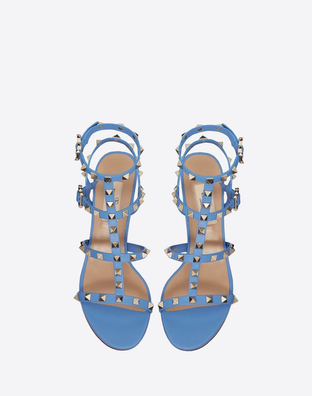 Rockstud caged Sandal 60 mm