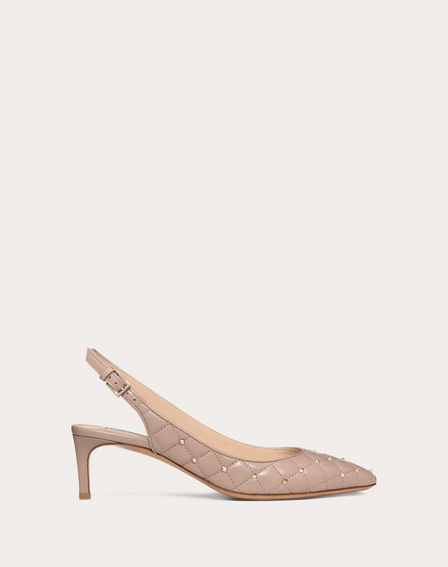 Slingback-Pumps Rockstud Spike