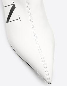 Eco-Leather VLTN Bootie 70mm