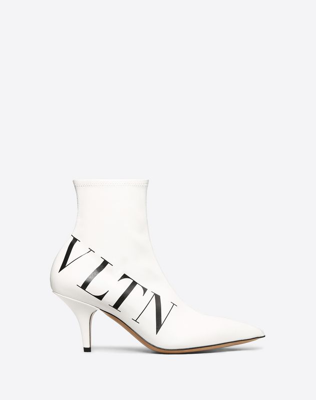 Eco-Leather VLTN Bootie 70mm