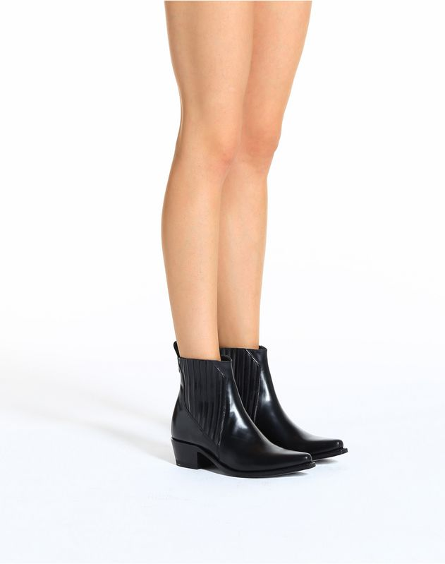 Cowboy Ankle Boot