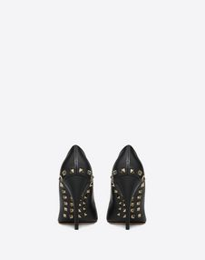 Pump with studded sole 100mm
