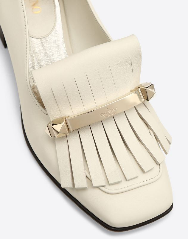Fringe loafer 45mm