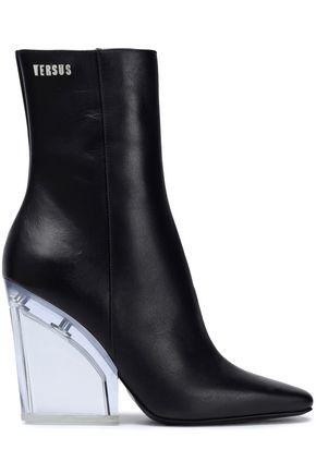 VERSUS VERSACE Leather boots