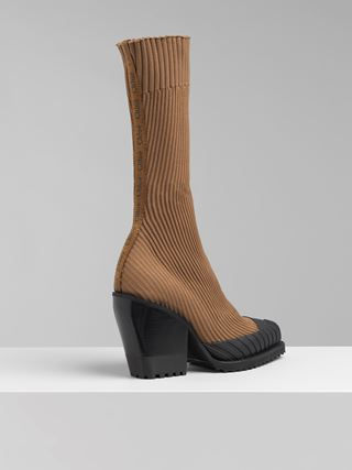 Rylee sock ankle boot