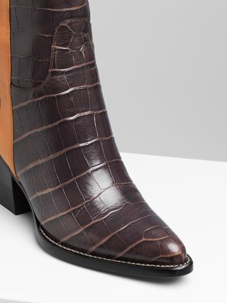 Vinny high boot