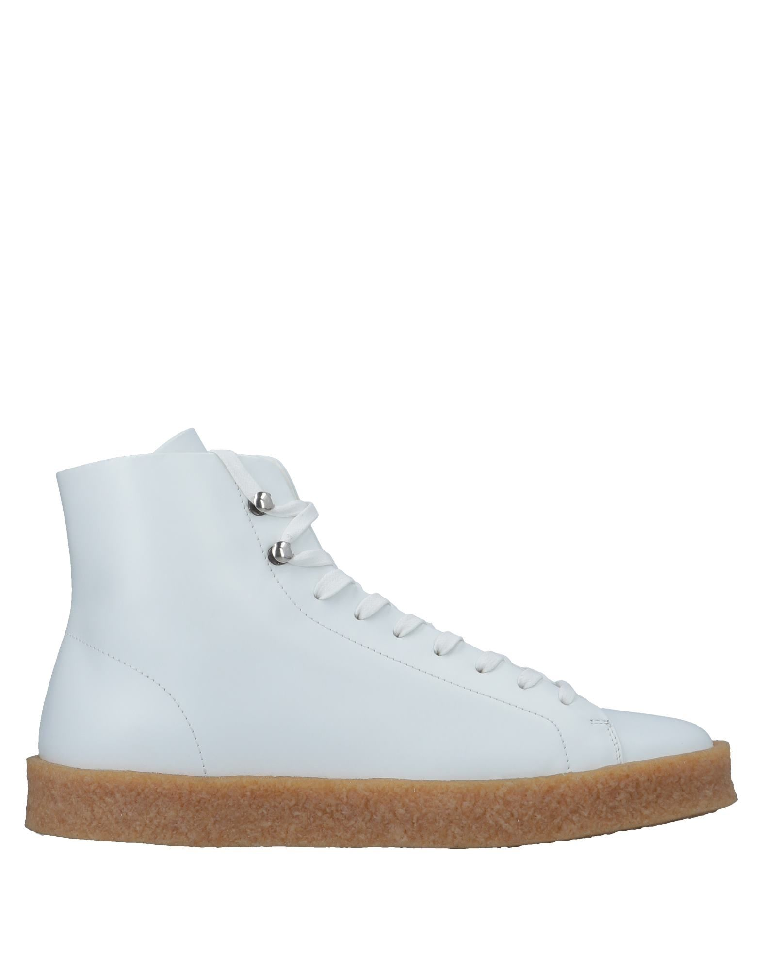 JIL SANDER Высокие кеды и кроссовки