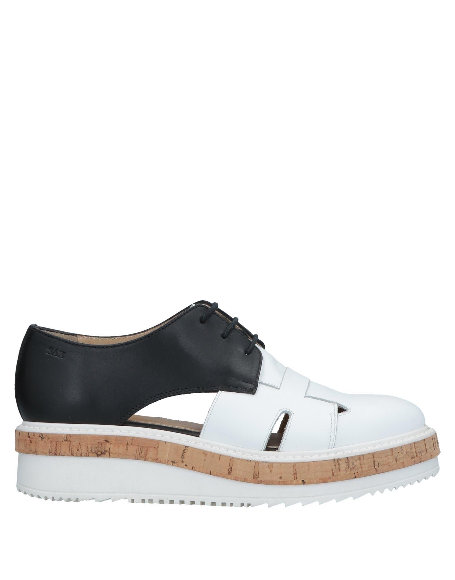 Фото - SAX Обувь на шнурках обувь на высокой платформе dkny