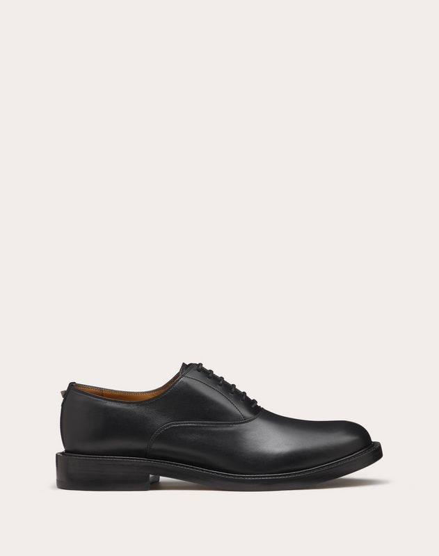 GLOSS CALFSKIN OXFORD