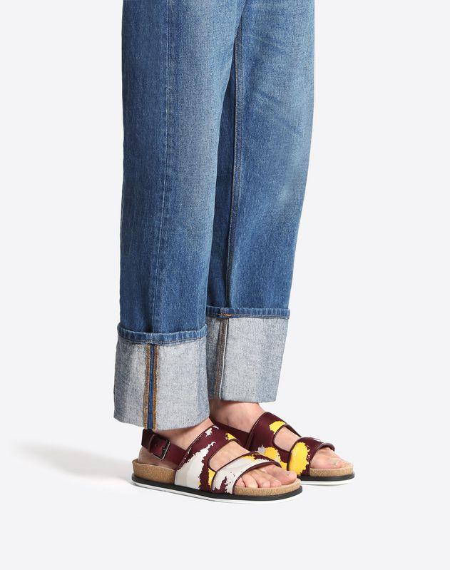Camouart Sandal
