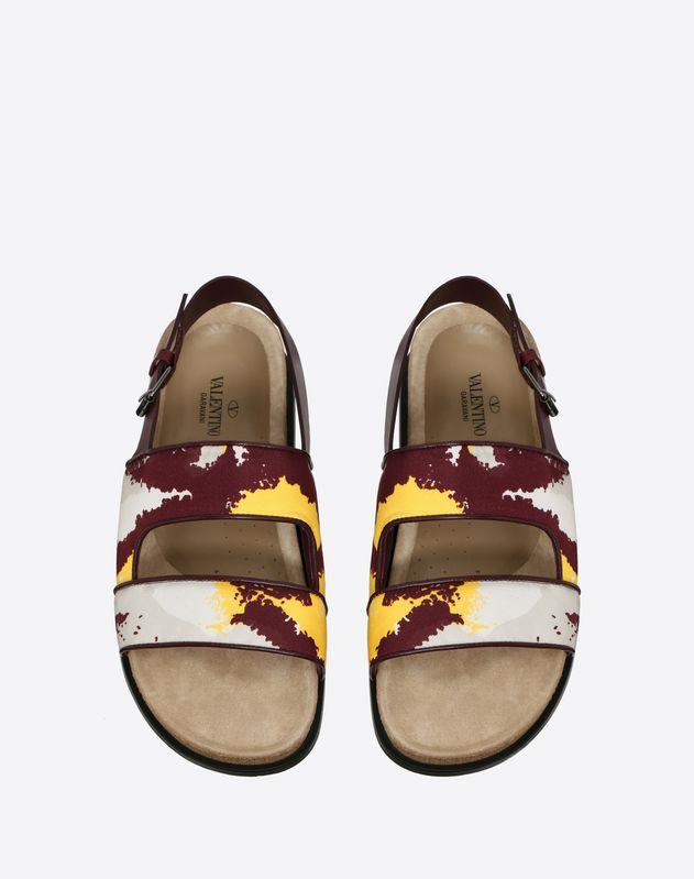 Camo Art Sandal