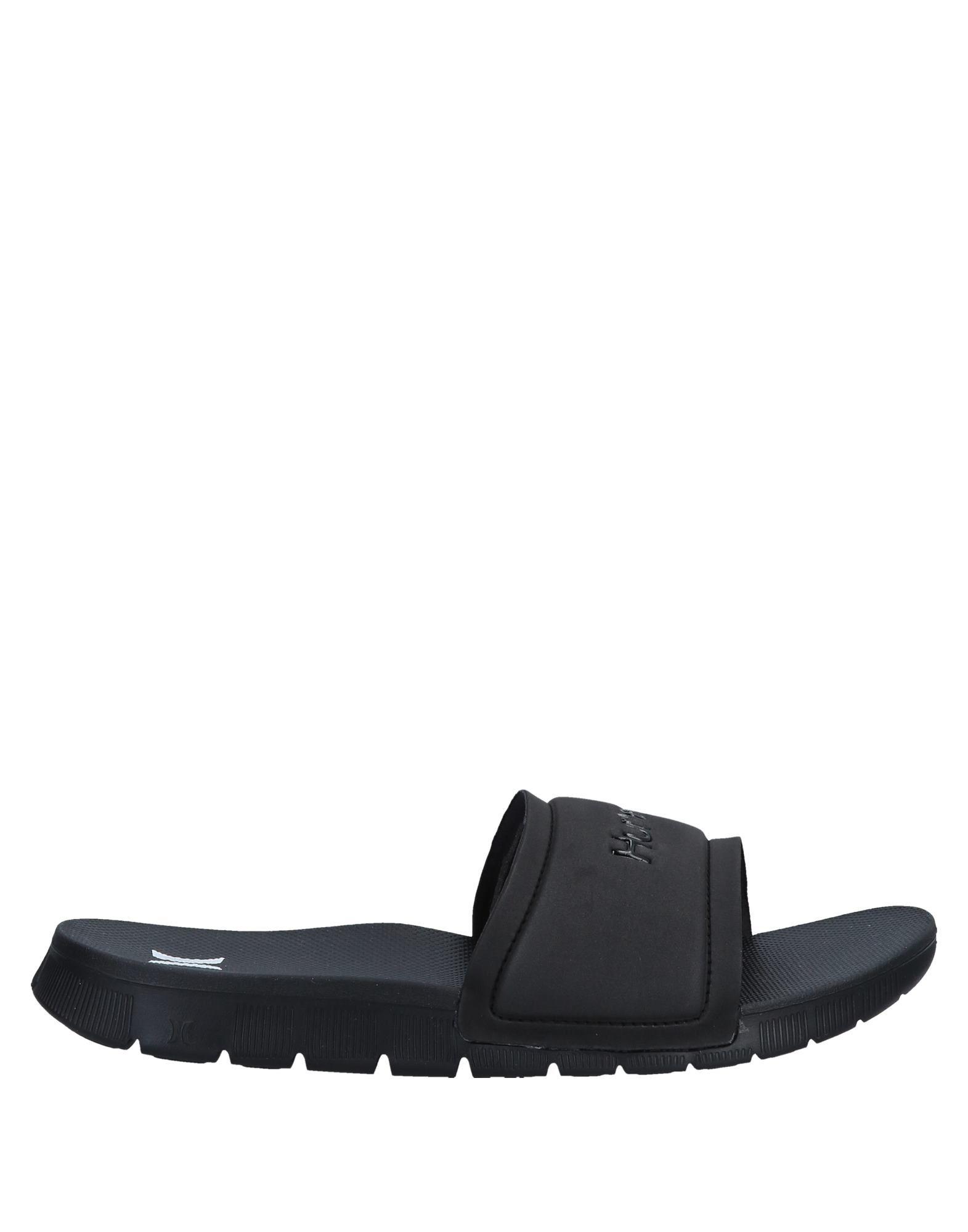 HURLEY Домашние туфли flip flop домашние туфли