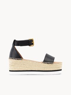 Sandales compensées Glyn