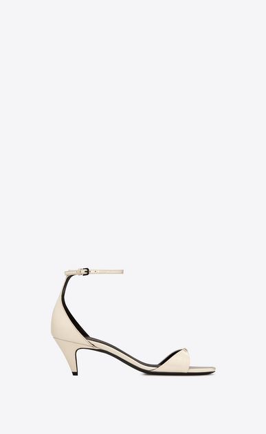 CHARLOTTE Sandals in patent leather