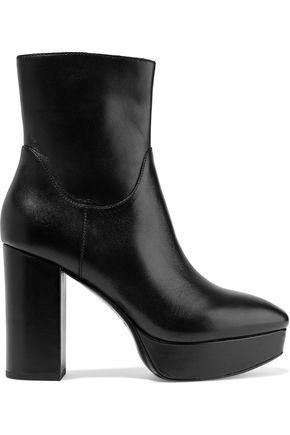 ASH Amazon leather platform ankle boots