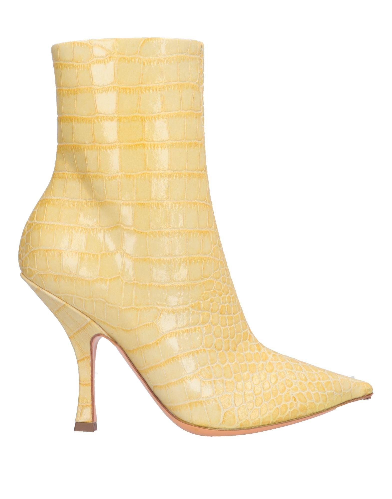 цена Y/PROJECT Полусапоги и высокие ботинки