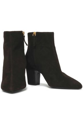 3a3708b65 GIUSEPPE ZANOTTI Suede ankle boots
