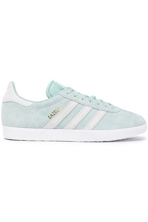 ADIDAS ORIGINALS Gazelle rubber and suede sneakers