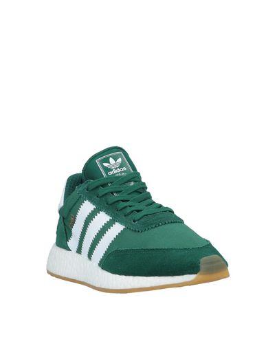 Фото 2 - Низкие кеды и кроссовки зеленого цвета