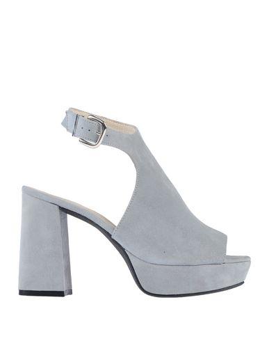 Фото - Женские сандали LILO FEE серого цвета