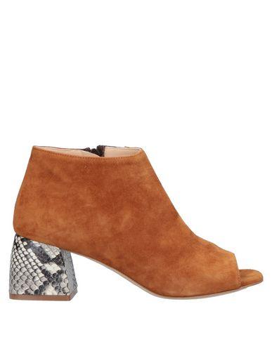 Фото - Женские ботинки и полуботинки CARRIE LATT цвет верблюжий