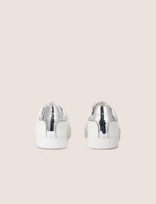 ARMANI EXCHANGE METALLIC DETAIL LOW-TOP SNEAKER Sneakers [*** pickupInStoreShippingNotGuaranteed_info ***] d