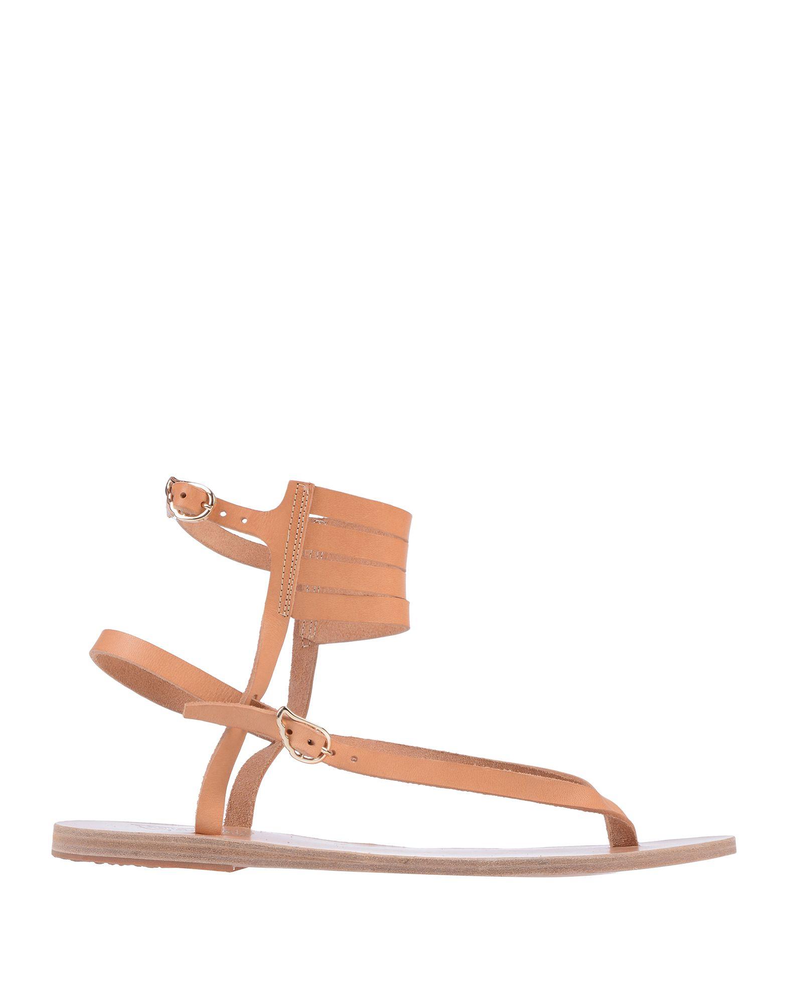 ANCIENT GREEK SANDALS Вьетнамки heeled sandals bosccolo heeled sandals