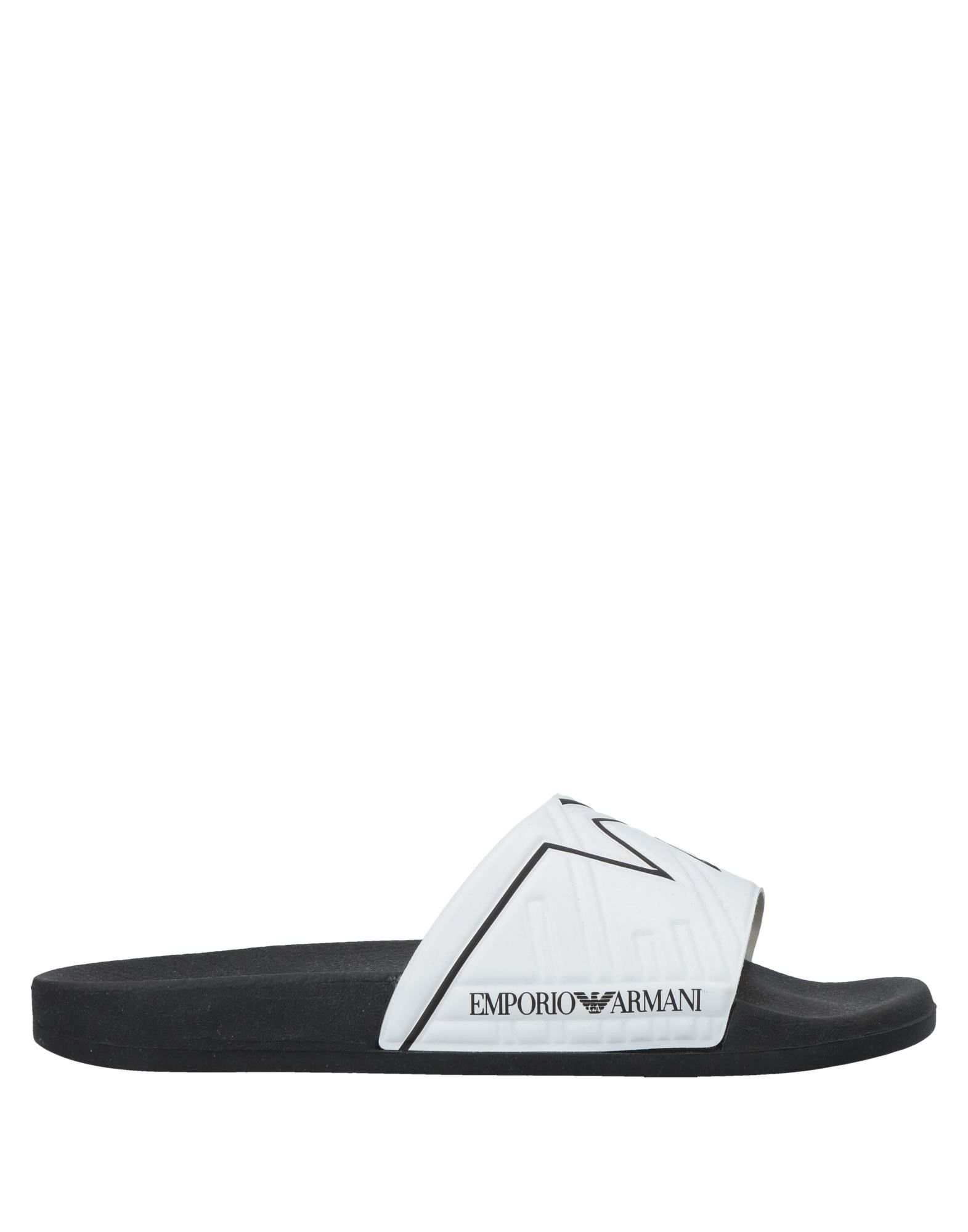 EMPORIO ARMANI Домашние туфли flip flop домашние туфли